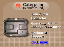 Caterpillar ECU Systems