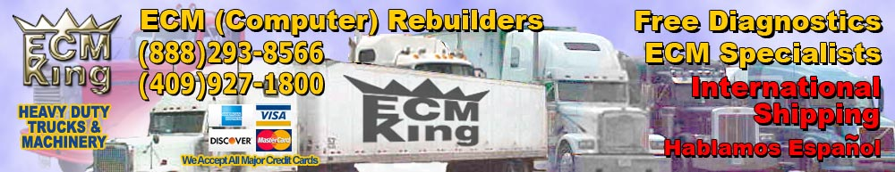 ECM King - Allison Transmission ECM